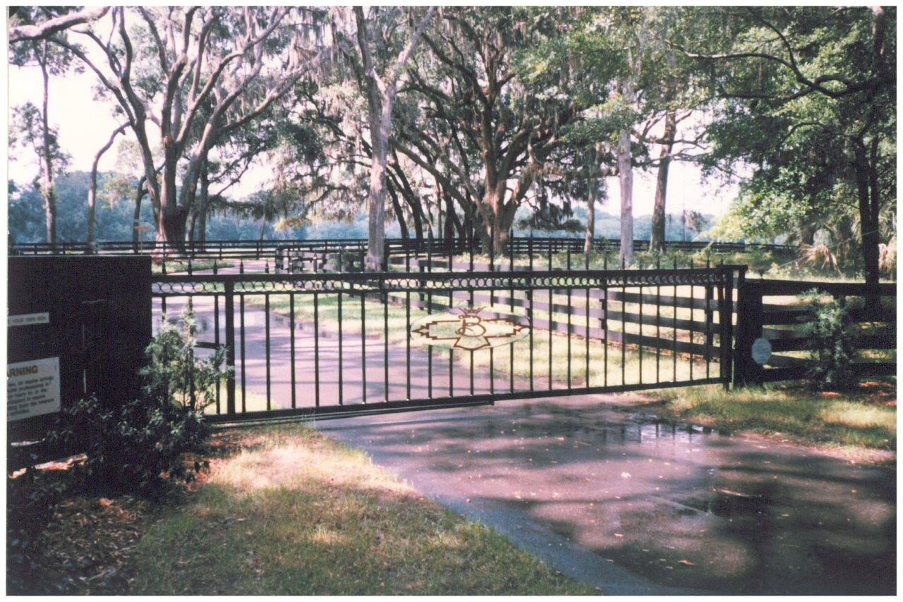 Gate Entry System