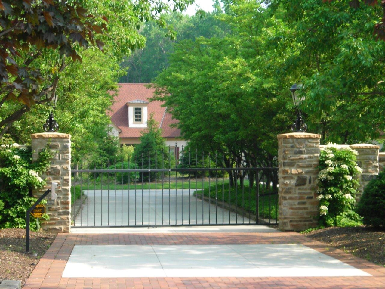 Residential Gate Entry System
