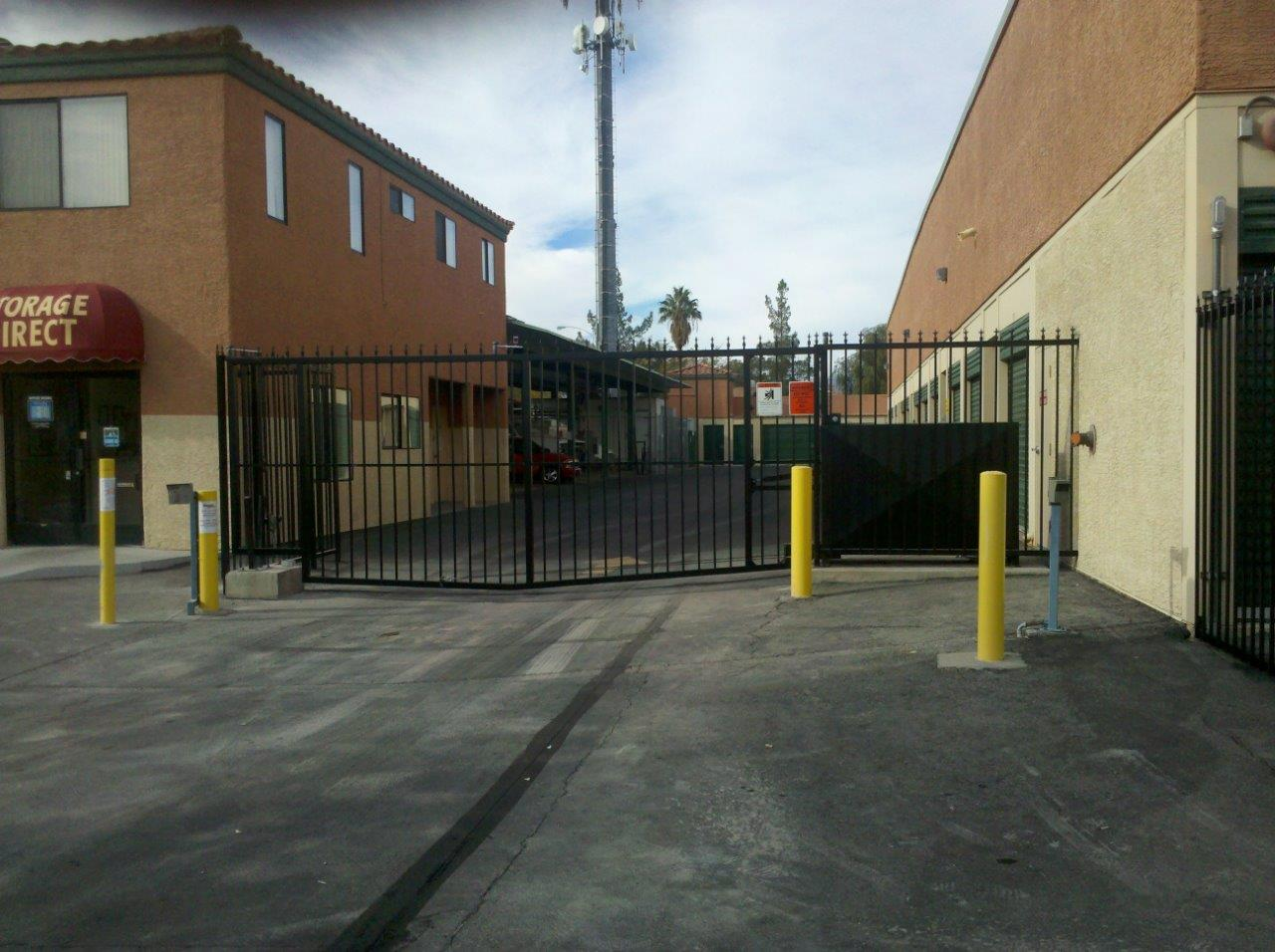 Automatic Gate System Storage Direct Buckeye