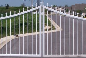 Vertical Pivot Gate Autogate Gate Entry Systems