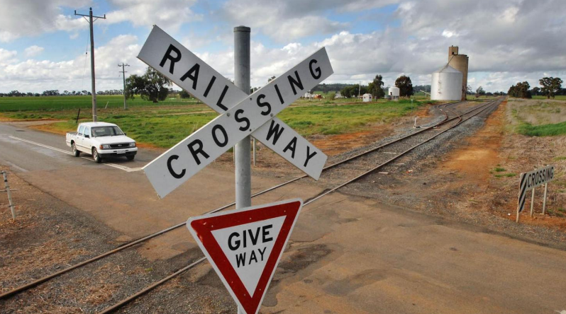 Crossings to be upgraded