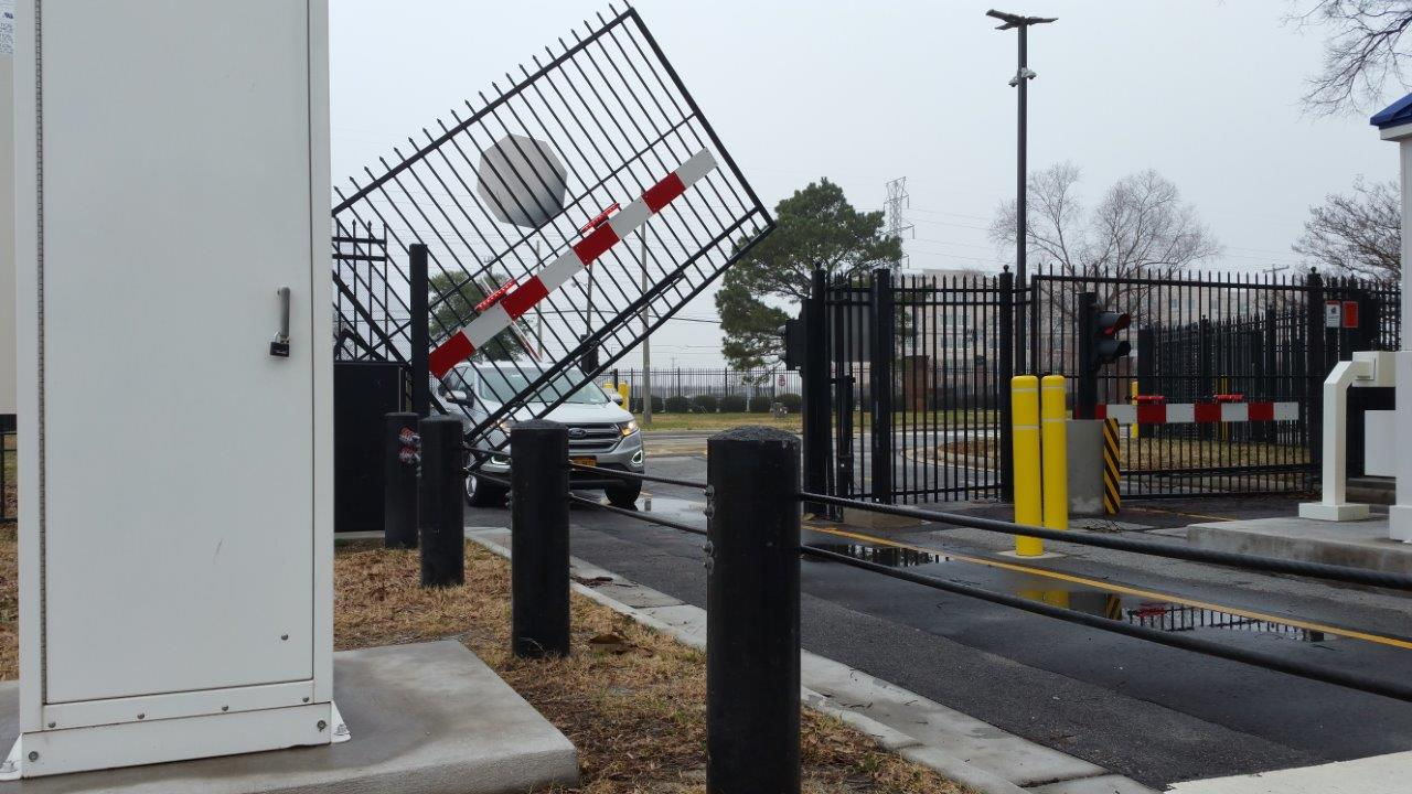 AutoGate Entry Gate System - The Sheild