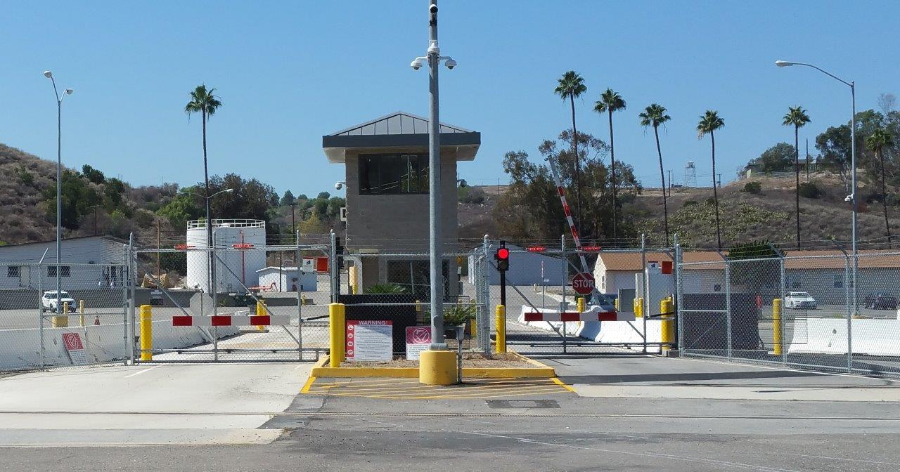 VPL Crash Barrier - The Sheild in San Pedro