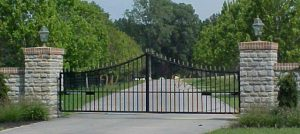 Wikel Swing Gates - Rectangular