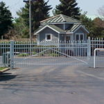 Swing gate, Gate, Security, Security Gate, slide gate, vertical pivot gate, tilt gate, AutoGate, ornamental gate