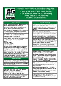 SHIELD SPEC Sheet 3-6-19