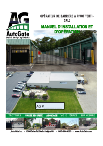 VPG-2490 FRENCH CANADIAN Manual
